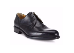 A. Testoni  - Derby Nappa Calf Leather Oxford Shoes