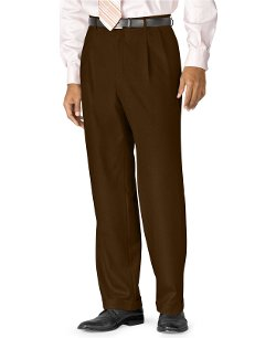 Ralph Lauren - Double-Reverse Pleat Dress Pants