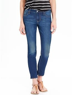 Old Navy - Mid-Rise Skinny Jeans