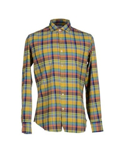 Giannetto - Plaid Button Down Shirt