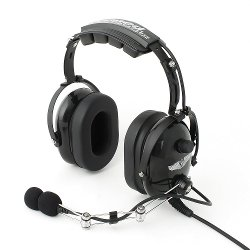 Rugged Radios - RA200 Rugged Air Aviation Headset Pilot