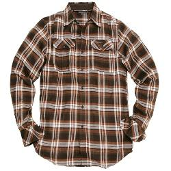 Craghoppers  - Jakobe Check Flannel Shirt - Long Sleeve