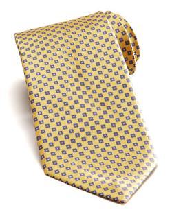 Stefano Ricci  - Floral Silk Tie