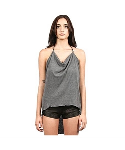 Samantha Eng - The Draped Halter Top