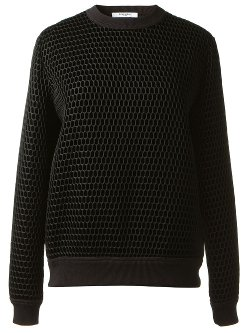 Givenchy  - Mesh Sweater