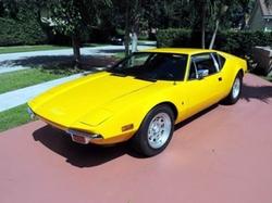 DeTomaso  - 1972 Pantera Coupe