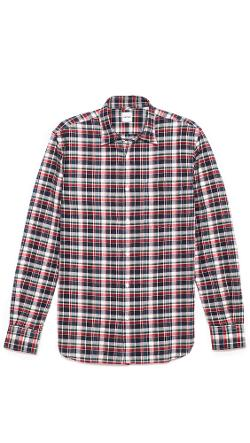 Aspesi  - Plaid Shirt