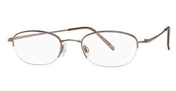 Flexon - Light Bronze Eyeglasses