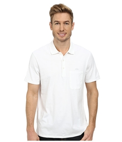 Lacoste - Jersey Heathered Soft Washed Polo Shirt