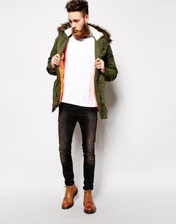Asos - Parka Jacket