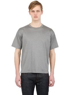Valentino - Cotton Crew Neck Shirt