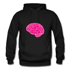 Medicine Motifs - The Brain Print Series Hoodie Sweater
