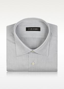 Forzieri  - Cotton Dress Shirt