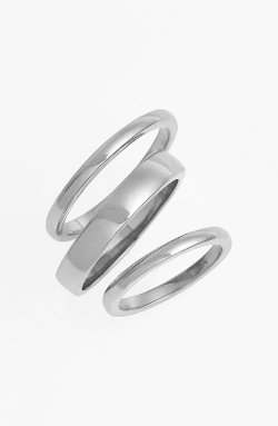 Ariella Collection  - Band Rings & Midi Ring
