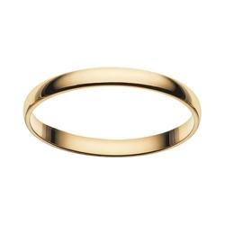 Cherish Always - Gold Wedding Band Ring
