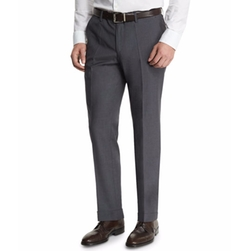 Boss Hugo Boss - Genesis Slim-Fit Wool Trousers