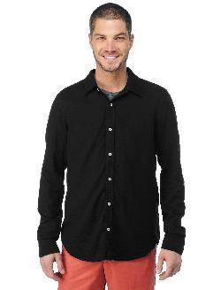 SPLENDID - Double Cloth Button Down Shirt