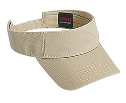 Hats & Caps Shop - Washed Cn Twill Sun Visors