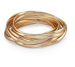 Saks Fifth Avenue  - Bangle Stack Bracelet