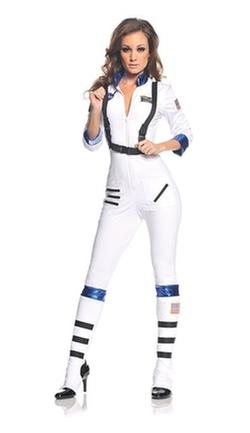 Underwraps - Blast Off Astronaut Costume