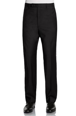 Calvin Klein  - Classic Wool Slim-Fit Trousers