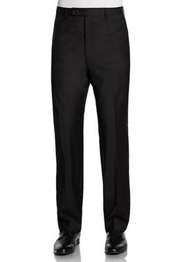 Calvin Klein  - Classic Wool Slim-Fit Trousers