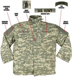 Rothco  - M-65 Field Jacket With Liner- ACU Digital Camo