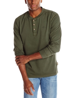 Wolverine - Burke Long Sleeve Henley Shirt