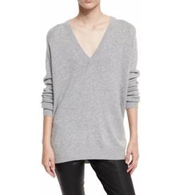 Vince - Knit V-Neck Sweater