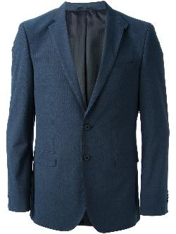 BOSS HUGO BOSS - two button suit jacket
