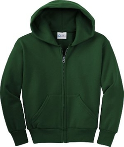 Port & Company  - Full-Zip Hooded Sweatshirt