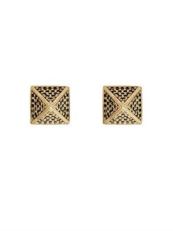 Eddie Borgo  - Pavé-Cone Earrings