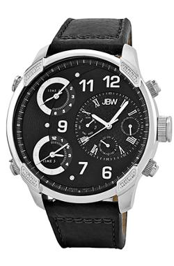 JBW Watches  - The G4 in Black/Silver