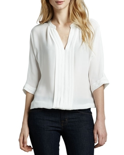 Joie - Marru Split-Neck Top