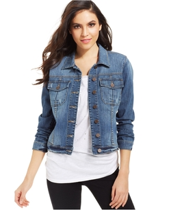 Kloth Amelia - Denim Jacket