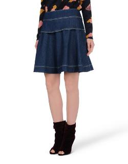 Chloe - Denim Skirt