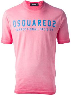 Dsquared2 - Printed T-Shirt