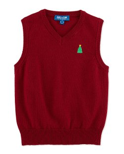 Andy & Evan  - Christmas Sweater Vest