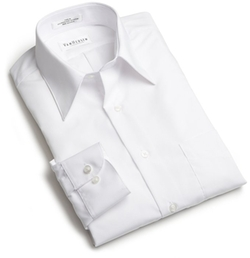 Van Heusen  - Tall Wrinkle Free Poplin Long Sleeve Shirt