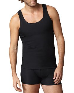 Hanro - Authentic Ribbed Tank Top