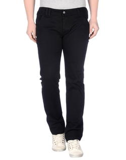 Cycle - Straight Leg Denim Pants
