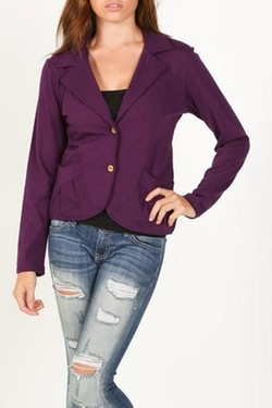 Ella Fashion - Roxo Jacket