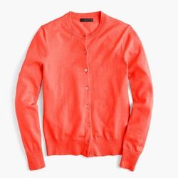 J.Crew - Cotton Jackie Cardigan Sweater