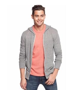 Alternative Apparel - Long-Sleeve Zip Hoodie