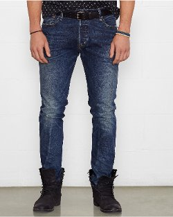 Ralph Lauren - Tapered- Straight Richton Jeans