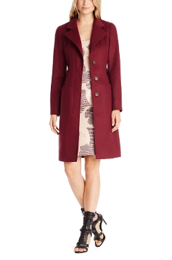 Boss Hugo Boss - Wool Cashmere Blend Coat