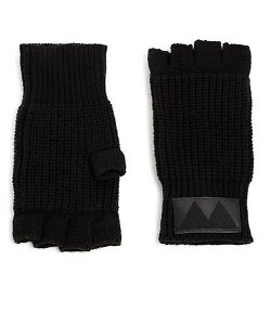Marc by Marc Jacobs - Fingerless Knit Gloves