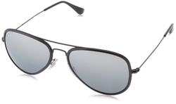 Ray-ban - Aviator Flat Metal Sunglasses