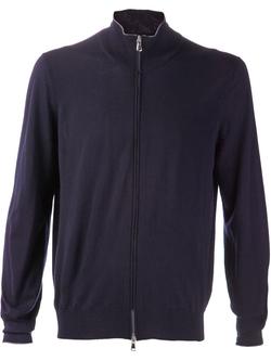 Brunello Cucinelli - Full Zip Sweater