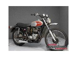 Triumph  - 1972 TR5T Adventure 500 Motorcycle